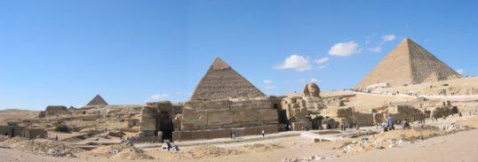 Pyramiden-Panorama!!