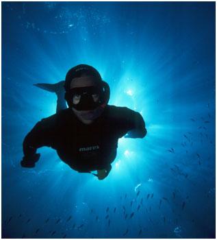 Freiheit unter Wasser *träum*